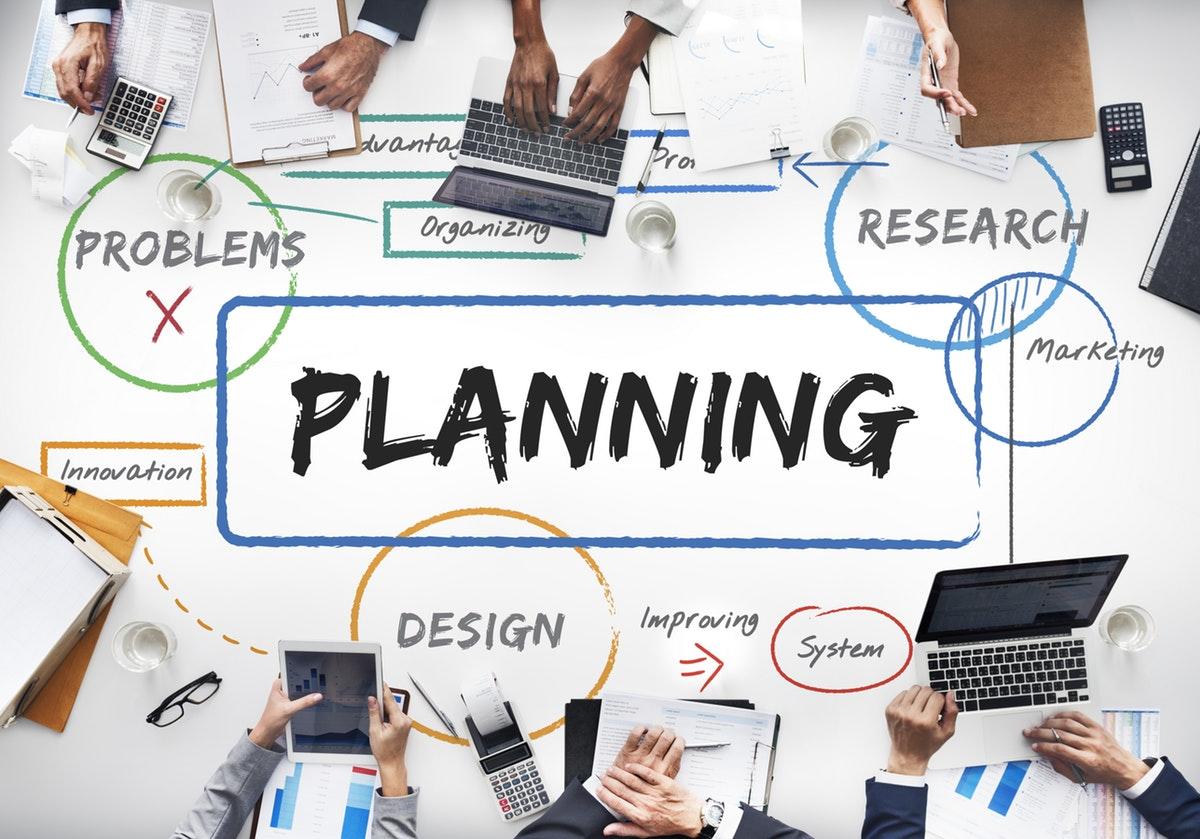 Lên kế hoạch tổ chức và chuẩn bị