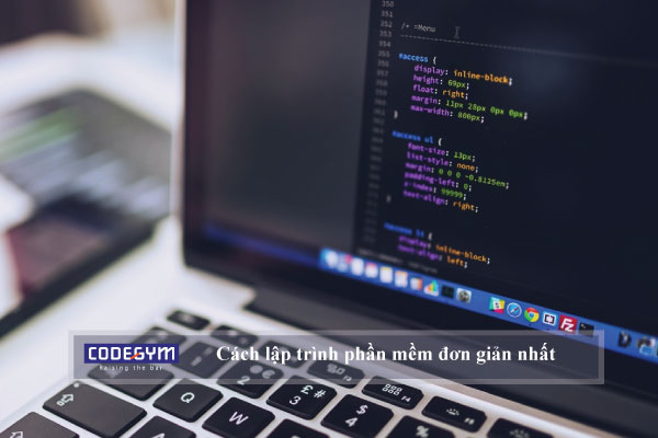 Cách lập trình phần mềm đơn giản nhất mà bạn chưa biết