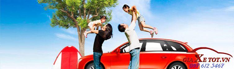 điều kiện mua xe ô tô trả góp