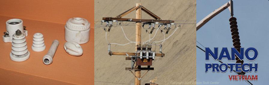 vật liệu cách điện sử dụng nhiều nhất