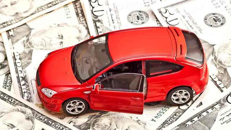 Lãi suất vay mua xe trả góp các ngân hàng - ảnh minh họa