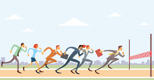 10 Tuyệt chiêu cạnh tranh thắng lợi – VĂN PHÒNG ẢO