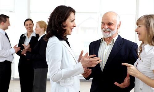 Kỹ năng trò chuyện với khách hàng từ những câu chuyện phiếm ...