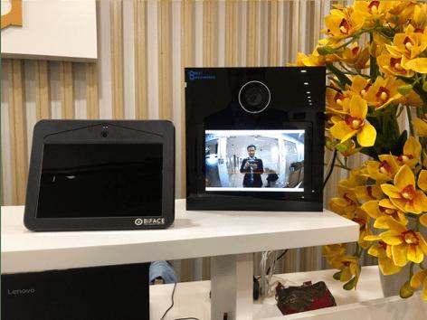 BiFace - Máy chấm công, điểm danh khuôn mặt 4.0 đầu tiên của Việt ...