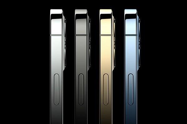 Thiết kế và màu sắc của iPhone 12 Pro
