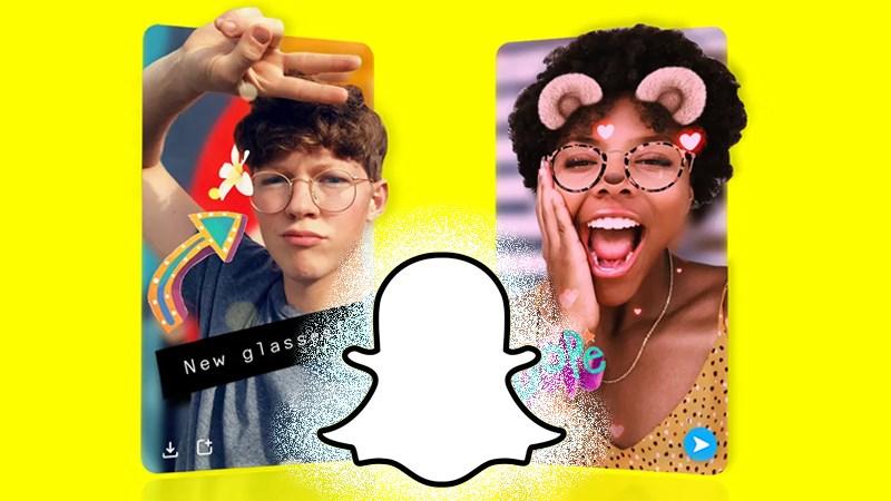 Cách chụp ảnh với hiệu ứng Lenses bằng Snapchat đơn giản