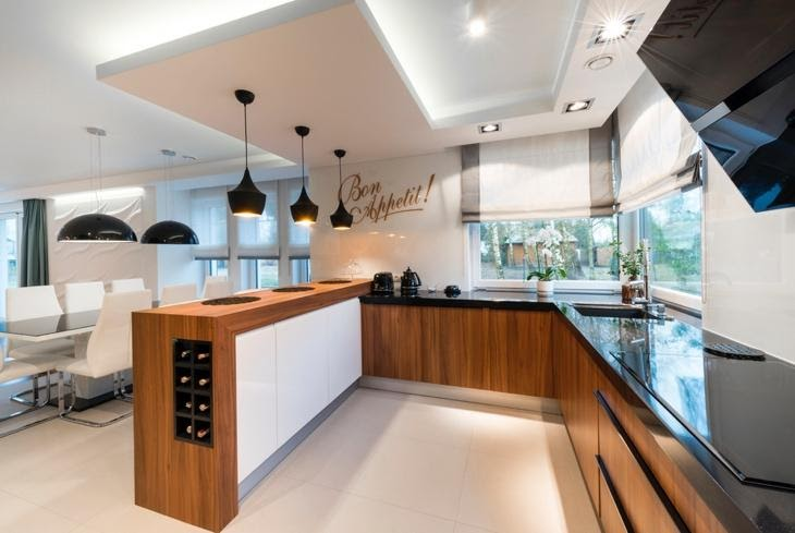 A picture containing indoor, kitchen, floor, wall  Description automatically generated