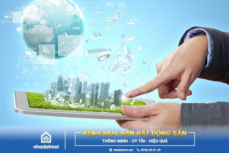 Nhadatmoi.net - Sàn giao dịch mua bán bất động sản hàng đầu hiện nay