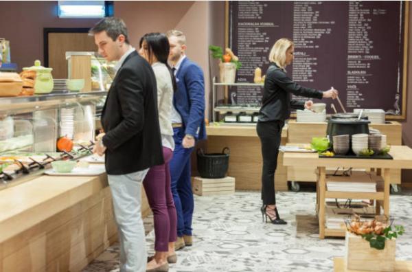 7 thủ thuật kinh doanh buffet sinh lời cho nhà hàng