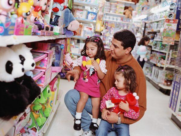 mở cửa hàng kinh doanh đồ chơi trẻ em