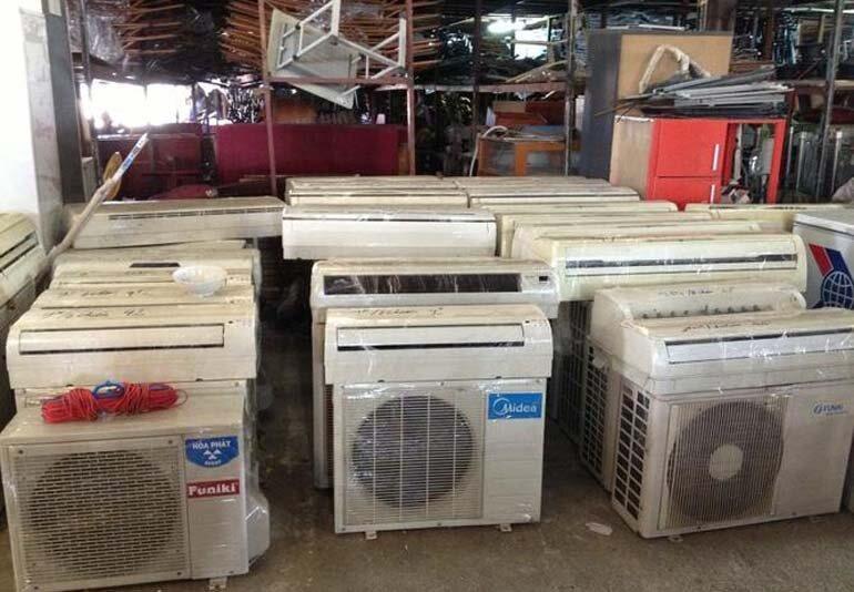 Cần tránh chọn mua những máy lạnh có cục nóng quá cũ