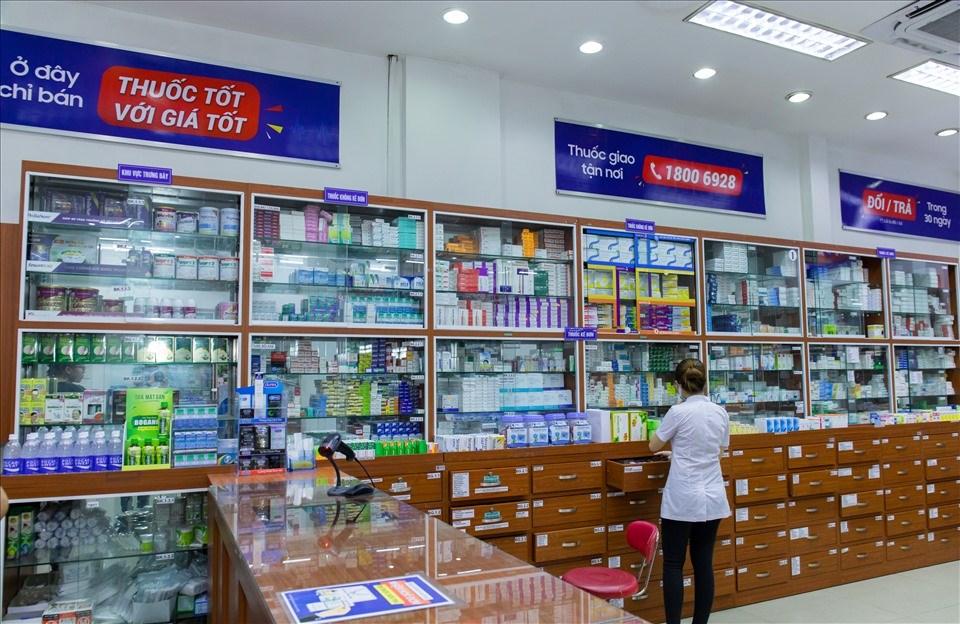 kinh nghiệm kinh doanh nhà thuốc