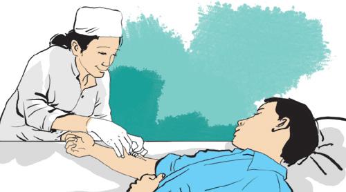 Hiến máu có ảnh hưởng đến sức khỏe không? - Hànộimới