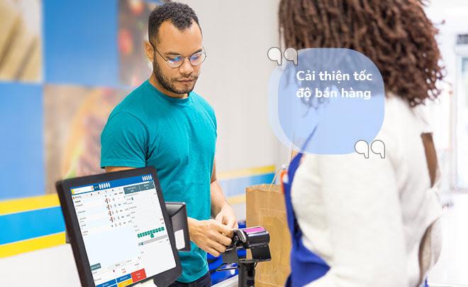 Nâng cao trải nghiệm khách hàng bằng phương pháp thanh toán không tiền mặt